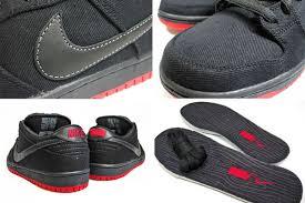 Nike Levis nike sb dunk low levis black denim