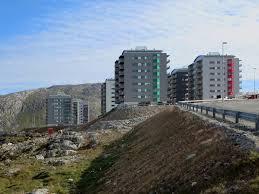 newest qinngorput is the newest nighbourhood in nuuk greenland unlike