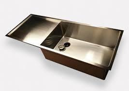 Single Kitchen Sinks 50 Drainboard Single Bowl Sink Drainboard Left 5ps30l