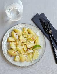 cuisine asiatique recette salade de pommes de terre à l asiatique pour 4 personnes recettes