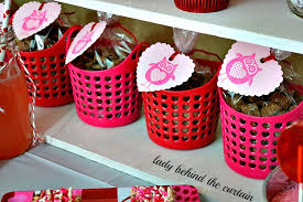 Valentine S Day Party Decor by Owl Always Be Your Valentine Kid U0027s Valentine U0027s Day Dessert Table