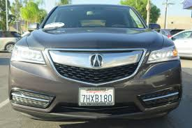 used mdx for sale valencia acura