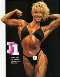 vicki sims retro bodybuilding 2 pinterest sims bodybuilder