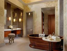 Bathrooms In The White House Pool House U0026 Wine Cellar By Beckwith Interiors
