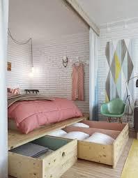 inspiration d o chambre des rideaux pour créer un cocon dans une chambre surélevée home