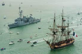 sariel pl mustang gymkhana diorama naval a escala 1 350 con dos colosales buques blog de