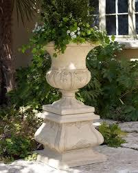 Stone Urn Planter by 10 Best Garden Art Scuptures Urns Images On Pinterest Garden