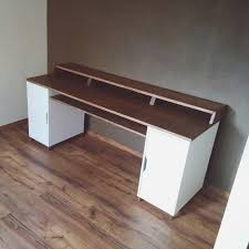 Diy Studio Desk Build Studio Desk Ikea Home Furniture Decoration