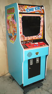 Make Your Own Arcade Cabinet by Donkey Kong Arcade Video Game Machine Aceamusements Us