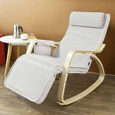Comfortable Rockers Amazon Com Haotian Fst18 W Comfortable Relax Rocking Chair