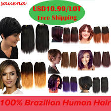 8 Inch Human Hair Extensions by Online Get Cheap Human Hair Size Aliexpress Com Alibaba Group