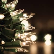 lights 50 clear mini lights 6 spacing