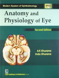 Best Anatomy And Physiology Textbook Buy Anatomy And Physiology Of Eye Book Online At Low Prices In