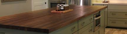 kitchen island with butcher block top 5 misconceptions about butcher block countertops mcclure block