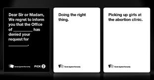 cards against humanity for sale where to buy cards against humanity online cards against humanity
