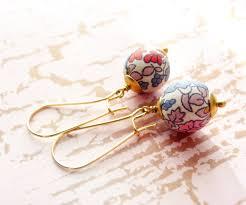 liberty earrings liberty earrings earrings colorful earrings earrings