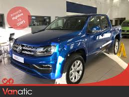 vw amarok highline 224 ps 3 0 v6 tdi van leasing and contract hire