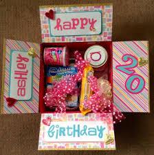 birthday gifts for in best 25 birthday box ideas on diy birthday box