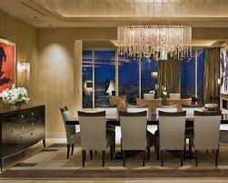 Modern House Dining Room - modern chandelier for dining room completure co