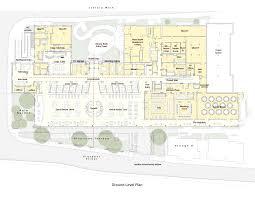 hfsc floor plan georgetown university student centers