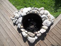 Fire Pit Rocks by Fire Pit Rocks Popping Design And Ideas