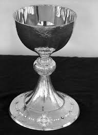 communion set florida memory silver chalice from communion set at the church