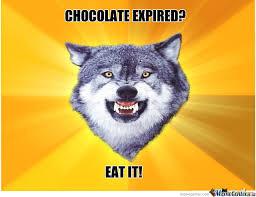 Meme Courage Wolf - courage wolf by edogawaarthur meme center