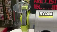Ryobi Bench Grinder Price Ryobi 370w Bench Grinder Sander Bunnings Warehouse