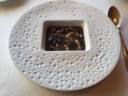 cuisine celeri expresionismo abstracto eeuu sopa cremosa setas lentejas celeri