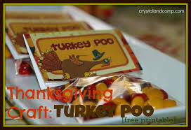 thanksgiving food crafts for kids craft ideas for thanksgiving turkey poo printable