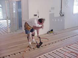 radiant floor heating stickymat radiant floor heating u2013