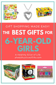 healthy gifts great gifts for six year a healthy slice of