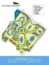 map las vegas and grand mgm grand las vegas hotel casino lasvegasjaunt