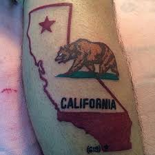collection of 25 california leg design
