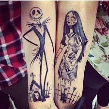 nightmare before tattoos best disney tattoos