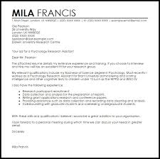 Cover Letter Research Associate Sle research associate cover letter sle hvac cover letter sle