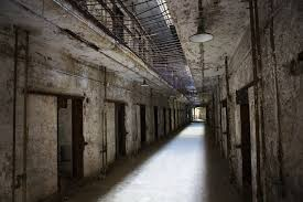 Why Was The Iron Curtain Built At An Abandoned Philadelphia Prison All Hell Breaks Loose Npr