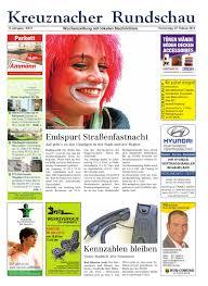 Einwohnermeldeamt Bad Kreuznach Kw 09 14 By Kreuznacher Rundschau Issuu