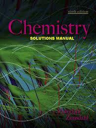 zumdahl chemistry 9th solutions pdf atoms ion