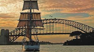dinner cruise sydney sailing ship twilight dinner cruise with unlimited drinks