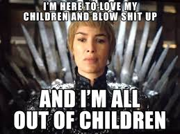 The Game Meme - the funniest memes from the game of thrones season six finale