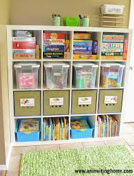 jeux de rangement de la chambre how to organize and toys in your playroom great storage