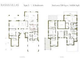 al rasha villa floor plans arabian ranches dubai