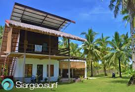 Sunflower House  Siargaos Island Guide