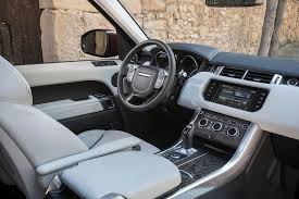 range rover truck interior 2016 land rover range rover sport td6 review