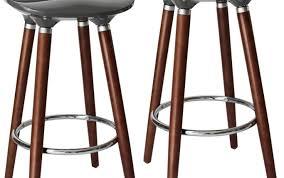 Mid Century Modern Bar Stool Bar Awesome Mid Century Modern Bar Stools Abs Plastic Seat