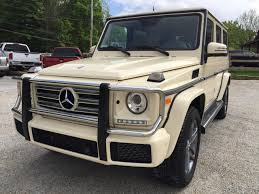 mercedes safari suv 2016 mercedes g class g 550 awd 4matic 4dr suv in uniontown