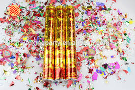 party poppers mini confetti chagne bottle wedding and christmas party popper