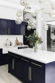 Best  Navy Kitchen Ideas On Pinterest Navy Kitchen Cabinets - Blue kitchen cabinets