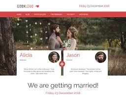wedding web 35 best wedding themes 2018 athemes